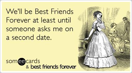 Friendship Someecards #SaveBFF on NBC   Ph.D...