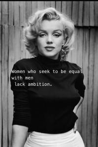 Marilyn_ambition