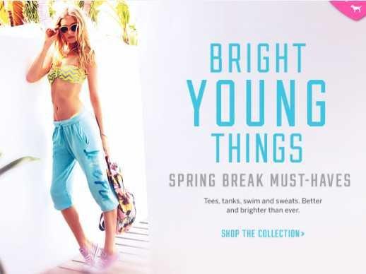 470e8742cc Victoria s Secret  Bright Young Things and Age Compression
