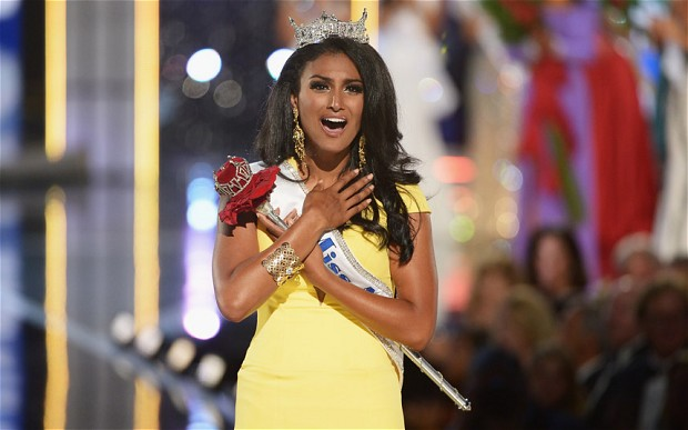 Muscogee Daughter: My Sojourn to the Miss America Pageant