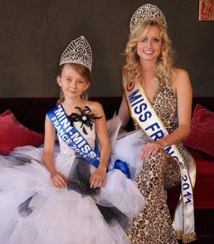 Mini Miss Comity, via Associated Press