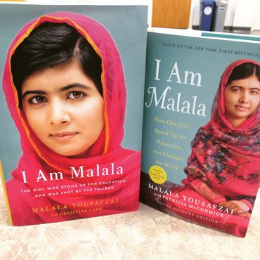 I Am Malala Covers