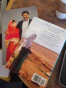 Malala Back Covers