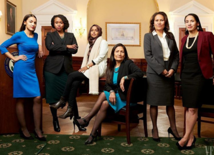 freshman women in congress